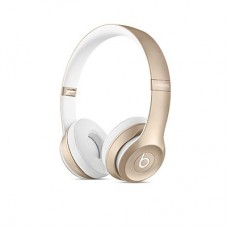 Наушники Beats Solo2 Wireless Headphones (Gold) (арт.:MKLD2ZM/A)