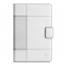 Чехол iPad mini 3 BELKIN Glam Cover Stand White (арт.:F7N026vfC02)