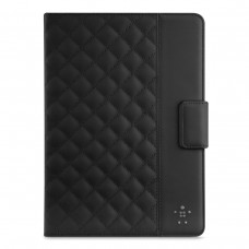 Чехол iPad Air BELKIN Quilted Cover Black (арт.:F7N073B2C00)
