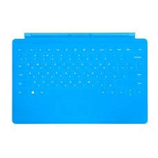 Чехол Microsoft Touch Cover c клавиатурой для планшета Surface, (Blue) (арт.:D5S-00055)