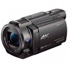 Цифр. видеокамера 4K Flash Sony Handycam FDR-AX33 Black (арт.:FDRAX33B.CEL)