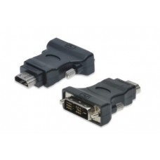 Адаптер ASSMANN DVI-I to HDMI(арт.:AK-320500-000-S)